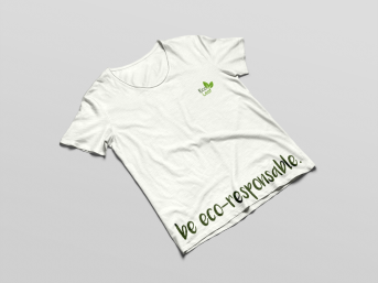 T-Shirt 100% coton, eco-responsable