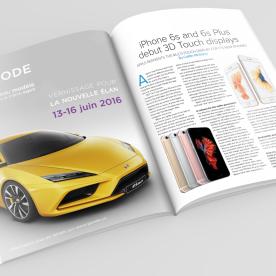 Annonce presse (magazine)